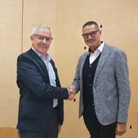 Maria Ebene: Bernhard neuer Stiftungspräsident